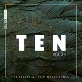 Ten - 10 Essential Tunes, Vol. 24 von Various Artists