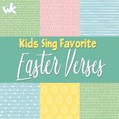 Kids Sing Favorite Easter Verses de Wonder Kids