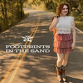 Footprints in the Sand by Angie Flare