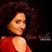 It Wasn't Real - Single de Gina Sicilia