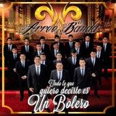 Todo Lo Que Quiero Decirte Es un Bolero by Arreebanda