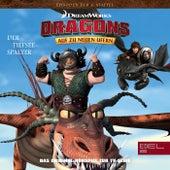 Folge 42: Der Tiefseespalter / Der längste Tag (Das Original-Hörspiel zur TV-Serie) von Dragons - Auf zu neuen Ufern