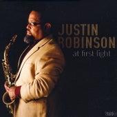At First Light de Justin Robinson