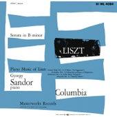 Sándor Plays Liszt (Remastered) by György Sandor