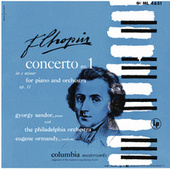 Chopin: Piano Concerto No. 1, Op. 11 (Remastered) de György Sandor