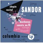 Sándor Plays Chopin & Beethoven by György Sandor