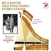 Bartók: For Children & The First Term at the Piano by György Sandor