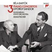 Bartók: The 3 Piano Concertos de György Sandor