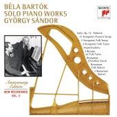 Bartók: 15 Hungarian Peasant Songs & Hungarian Folk Songs and More by György Sandor