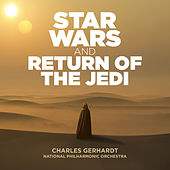 Star Wars & Return of the Jedi de Charles Gerhardt