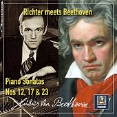 Richter meets Beethoven: Sonatas for piano Nos 12, 17 & 23 de Sviatoslav Richter