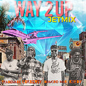 Way 2 up Jetmix (feat. Young Roddy, Trademark & Curren$y) de Deelow Diamond Man