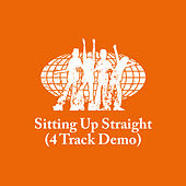 Sitting Up Straight (4 Track Demo) by Supergrass