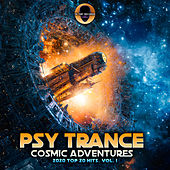 Psy Trance Cosmic Adventures 2020 Top 20 Hits, Vol. 1 by Hi-Trip Records