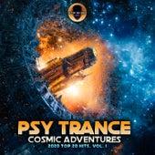 Psy Trance Cosmic Adventures 2020 Top 20 Hits, Vol. 1 de Hi-Trip Records