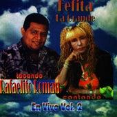 En Vivo Vol. 2 by Fefita La Grande