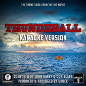 Thunderball Theme (From