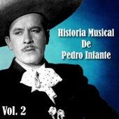 Historia Musical Pedro Infante Cd 2 by Pedro Infante