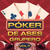 Póker De Ases Grupero Vol. 7 de Various Artists
