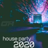 House Party 2020 de A-Drex, Cly, Daniele Dee, Feel Flow!, Geoffroy Laventure, Gianluca Nasci, Mauri Fly, Paolo Barbato, Sonia Merz