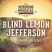 Les pionniers du Blues, Vol. 3 : Blind Lemon Jefferson by Blind Lemon Jefferson