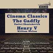Cinema Classics: The Gadfly & Henry V by Sir Laurence Olivier Emin Khachaturian