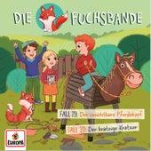 015/Fall 29: Der unsichtbare Pferdekopf/Fall 30: Der kratzige Kratzer by Die Fuchsbande