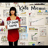 E.P. Phone Home by Kate Micucci