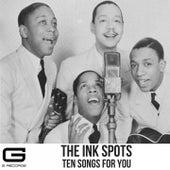Ten songs for you de The Ink Spots