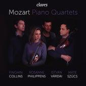 Mozart: Piano Quartets by Finghin Collins