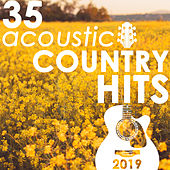 35 Acoustic Country Hits 2019 (Instrumental) van Guitar Tribute Players