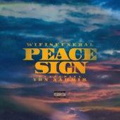 Peace Sign (feat. YBN Nahmir) by Wifisfuneral