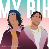 My Bih (feat. Wiz Khalifa) by Sab $tory