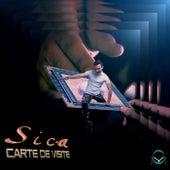 Carte de visite de Sica