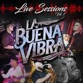Live Sessions, Vol. 1 de BuenaVibra
