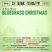 A Very Merry Bluegrass Christmas de Various Artists