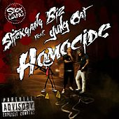 Homocide (feat. Yung Cat) by Stickgang Biz