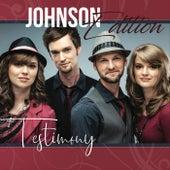 Testimony by Johnson Edition