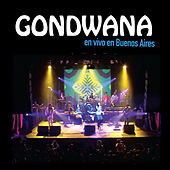Gondwana en vivo en Buenos Aires von Gondwana