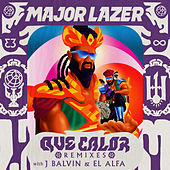 Que Calor (with J Balvin & El Alfa) (Remixes) van Major Lazer