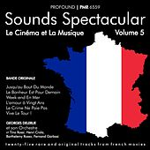 Le cinéma et la musique, volume 5 by Georges Delerue et son Orchestra