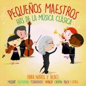 Pequeños Maestros. Hits de la Música Clásica para Niños y Bebés. Mozart, Beethoven, Tchaikvosky, Vivaldi, Chopin, Bach y Otros de Alfonso Alekhine Rebaza