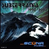 Subterrania 1998 - 2003 von Various Artists