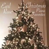 Christmas Piano Favorites de Earl Rose