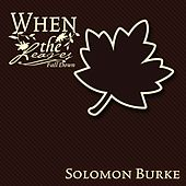 When The Leaves Fall Down by Solomon Burke
