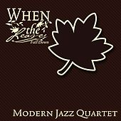 When The Leaves Fall Down di Modern Jazz Quartet