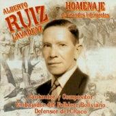 Homenaje a Alberto Ruiz Lavadenz de Varios Artistas