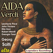 Verdi: Aïda - Price, Vickers, Solti by Various Artists