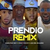 Prendio (Remix) by Carlitos Wey