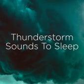 Thunderstorm Sounds To Sleep de Thunderstorm Sound Bank